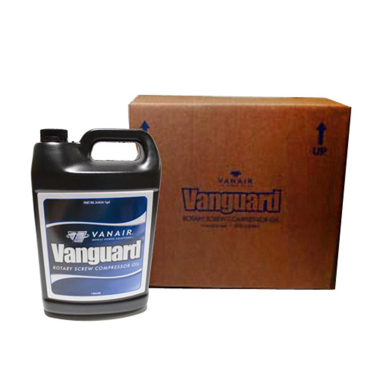 Vanair 264626-5GAL,Vanguard Premium Compressor Oil 5 Gal for All Models