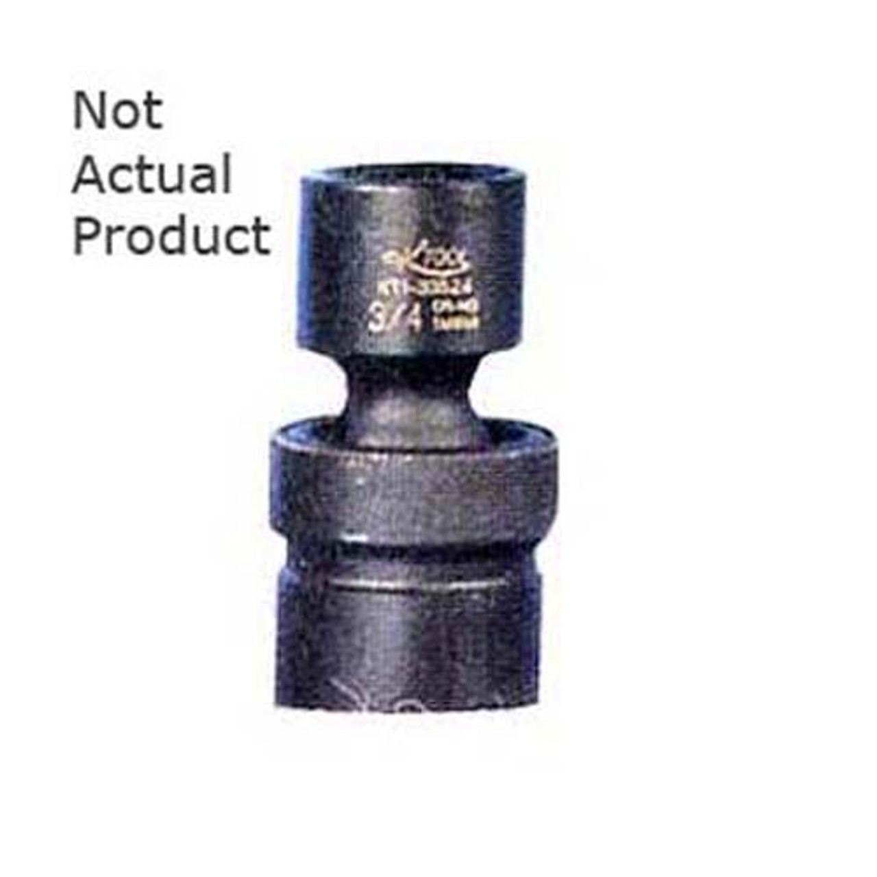 "6 Point Deep K Tool 32228 Impact Socket 7//8/"" 3//8/"" Drive"