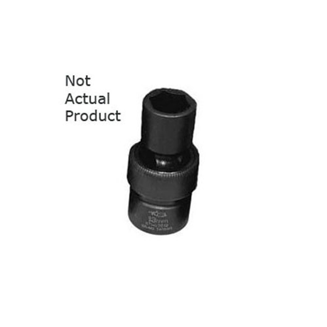 "6 Point K Tool 38227 Impact Socket 1//2/"" Drive Deep 27mm"