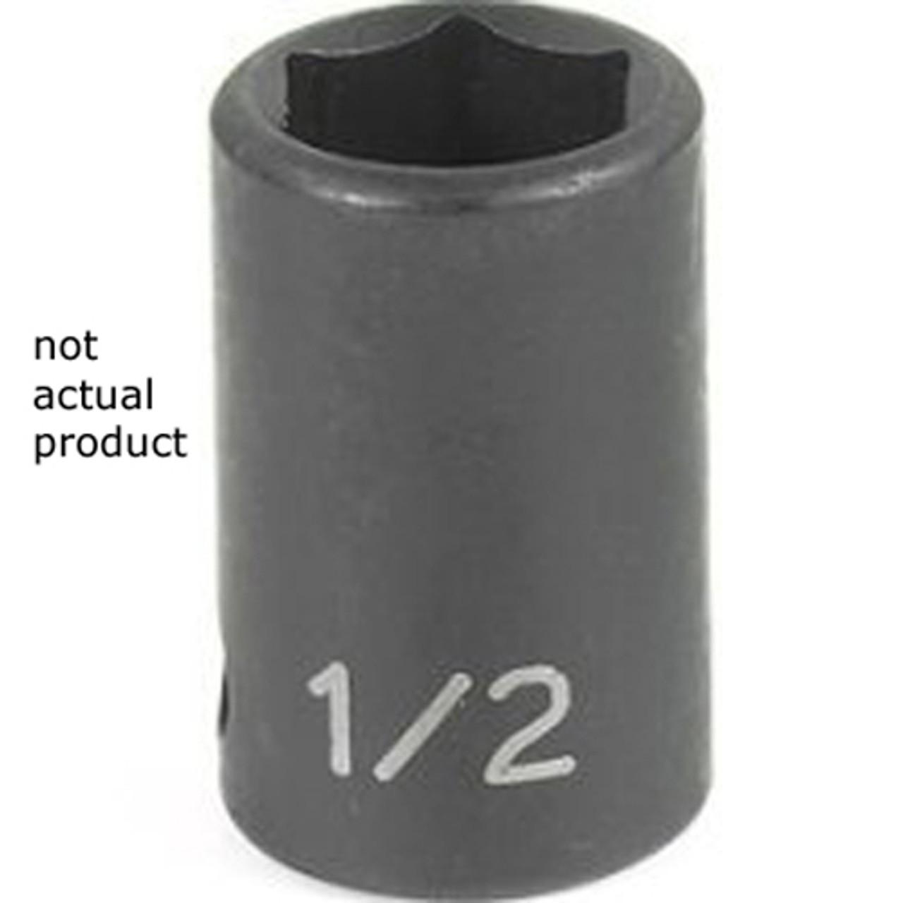 "12 Point Grey Pneumatic 1108MD 3//8/"" Drive X 8mm Deep"