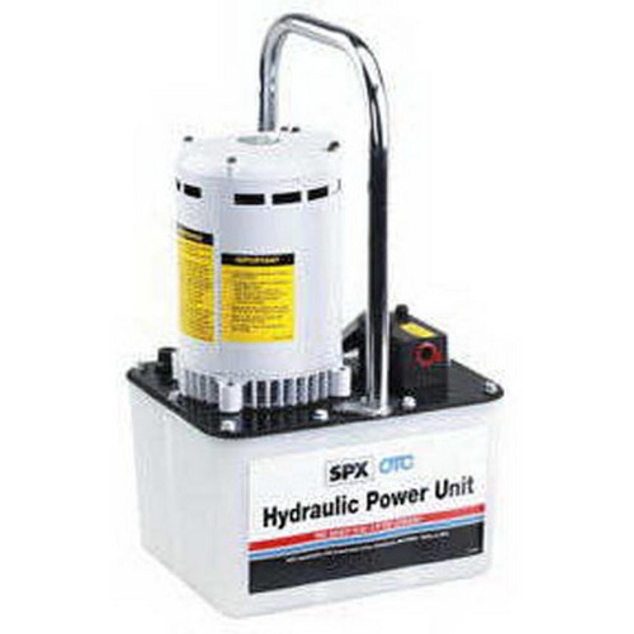 Electric Hydraulic Pump >> Otc 4044 Ram Runner Electric Hydraulic Pump