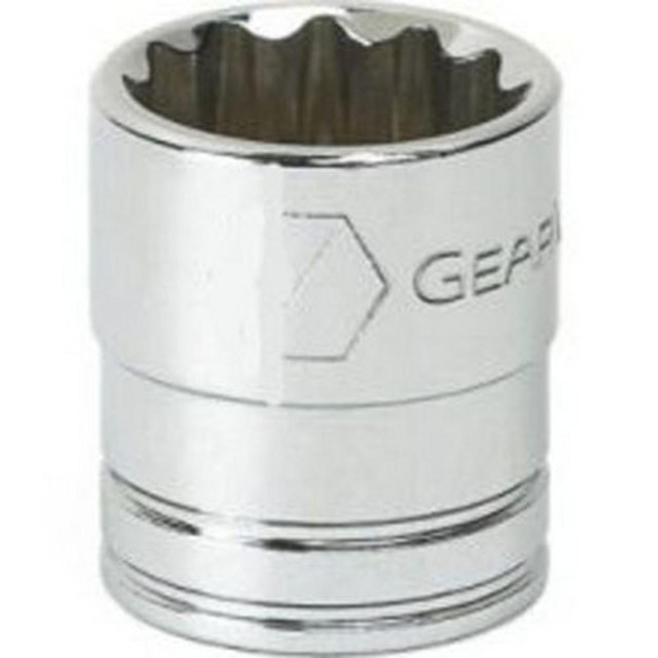 "SAE Socket  80776 Gearwrench 1//2/"" Drive 11//16/"" Deep 12 Pt"