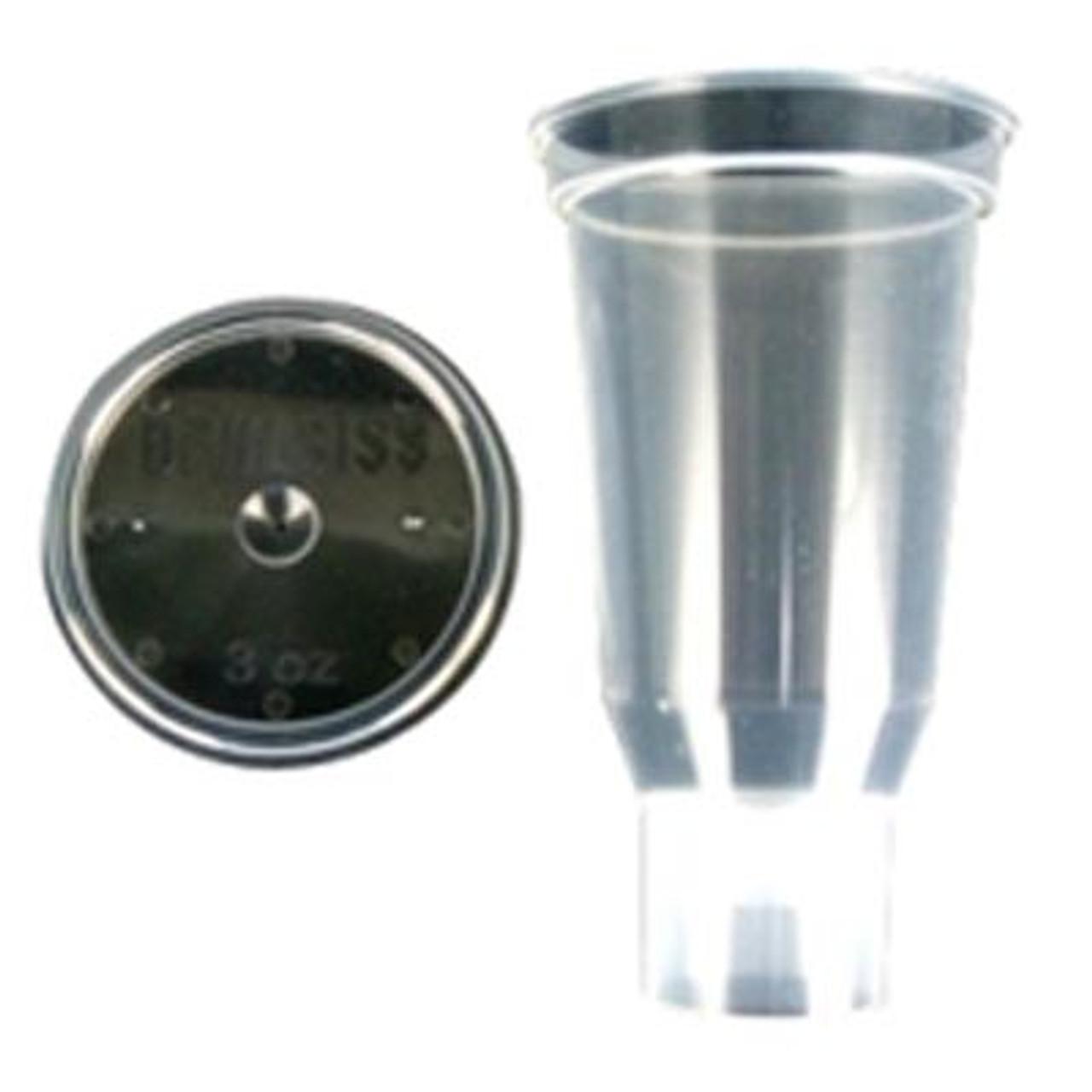 DeVILBISS DPC-503-K24 3oz Disposable Cups 24pk