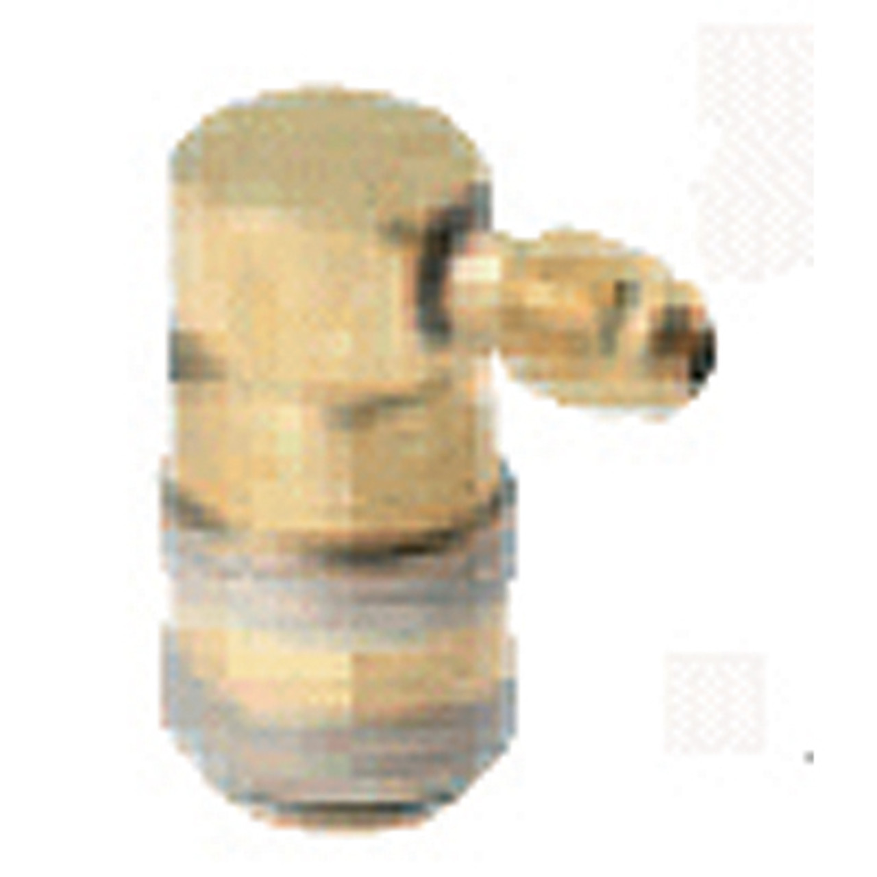 FJC 6006 14mm x 1.5 90 Degree R134A Low Side Quick Coupler