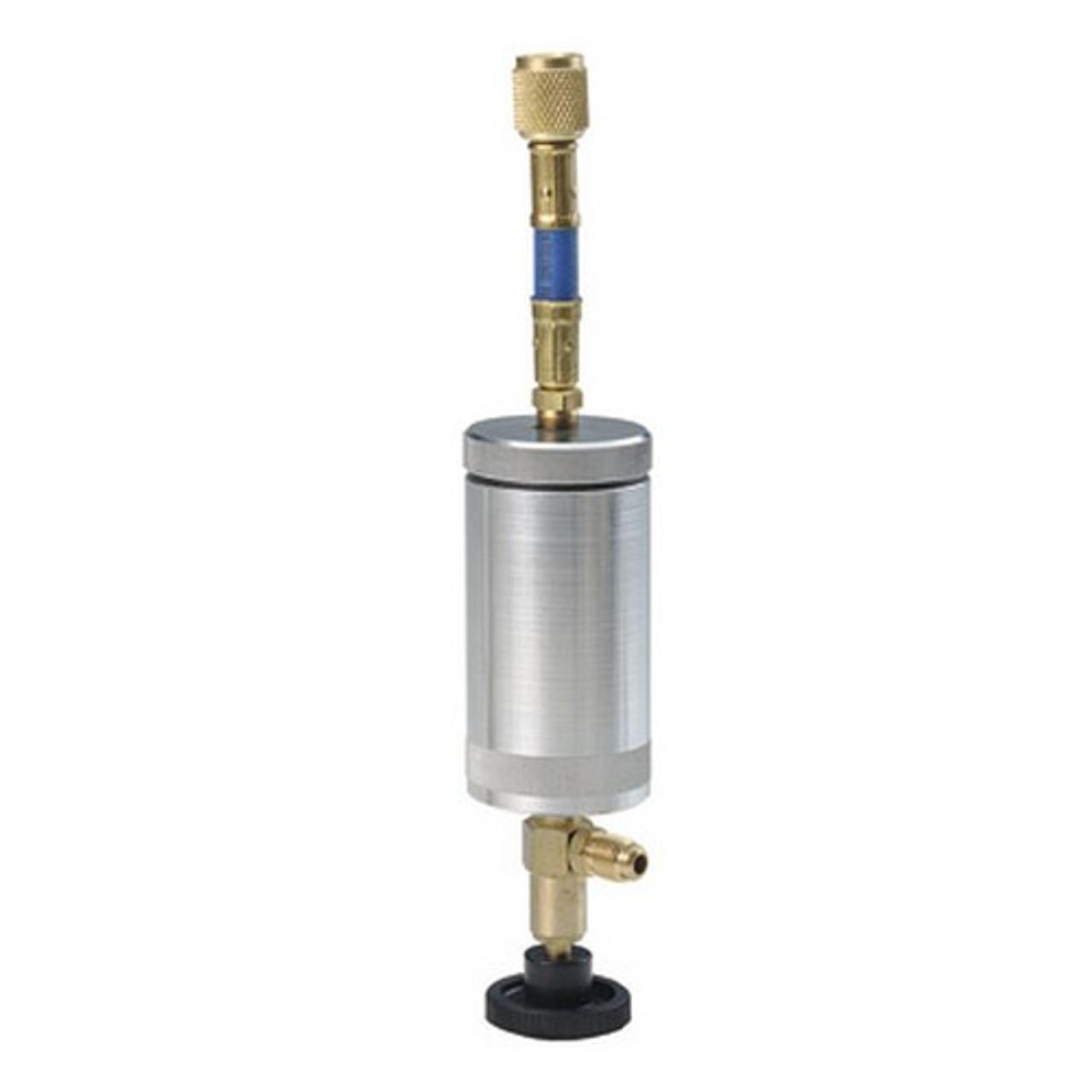 2738 Inc R134a Flow Through Oil Injector FJC
