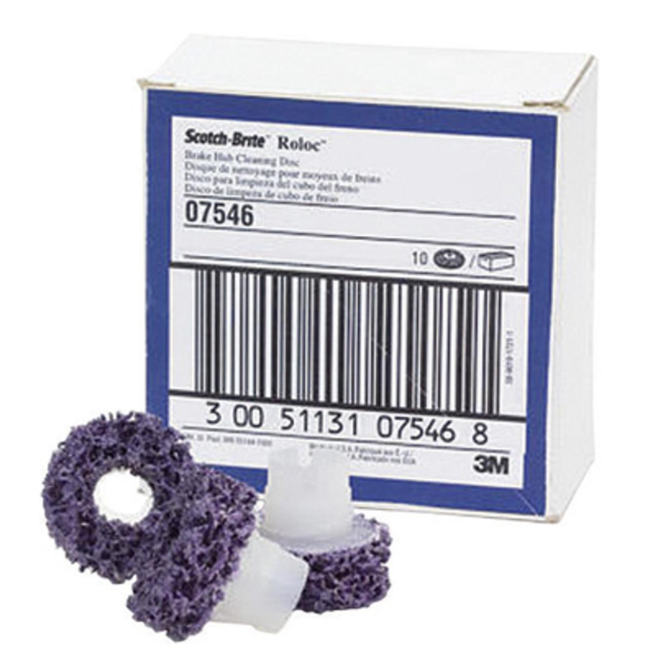 3M 07545 Brake Hub Cleaning Disc Holder 7545