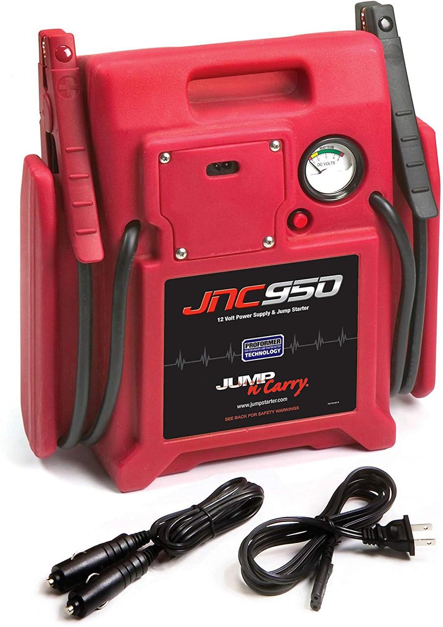 Clore Automotive Automotive JNC4000 1100 Peak amp 12V Portable Jump Starter