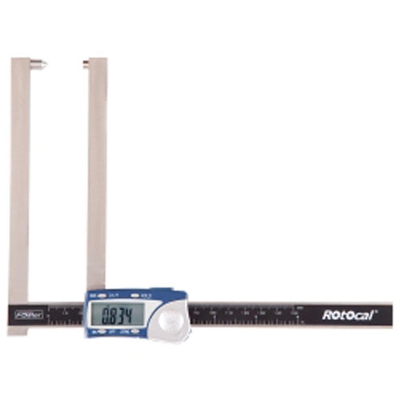 FOWLER Drum /& Rotor Measuring Kitwith Electronic Caliper FOW74-101-777