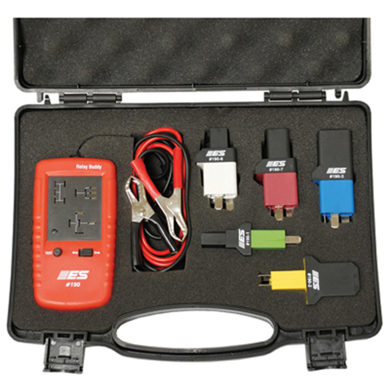 Electronic Specialties 193 12//24 Volt Diagnostic Relay Buddy Pro Test Kit