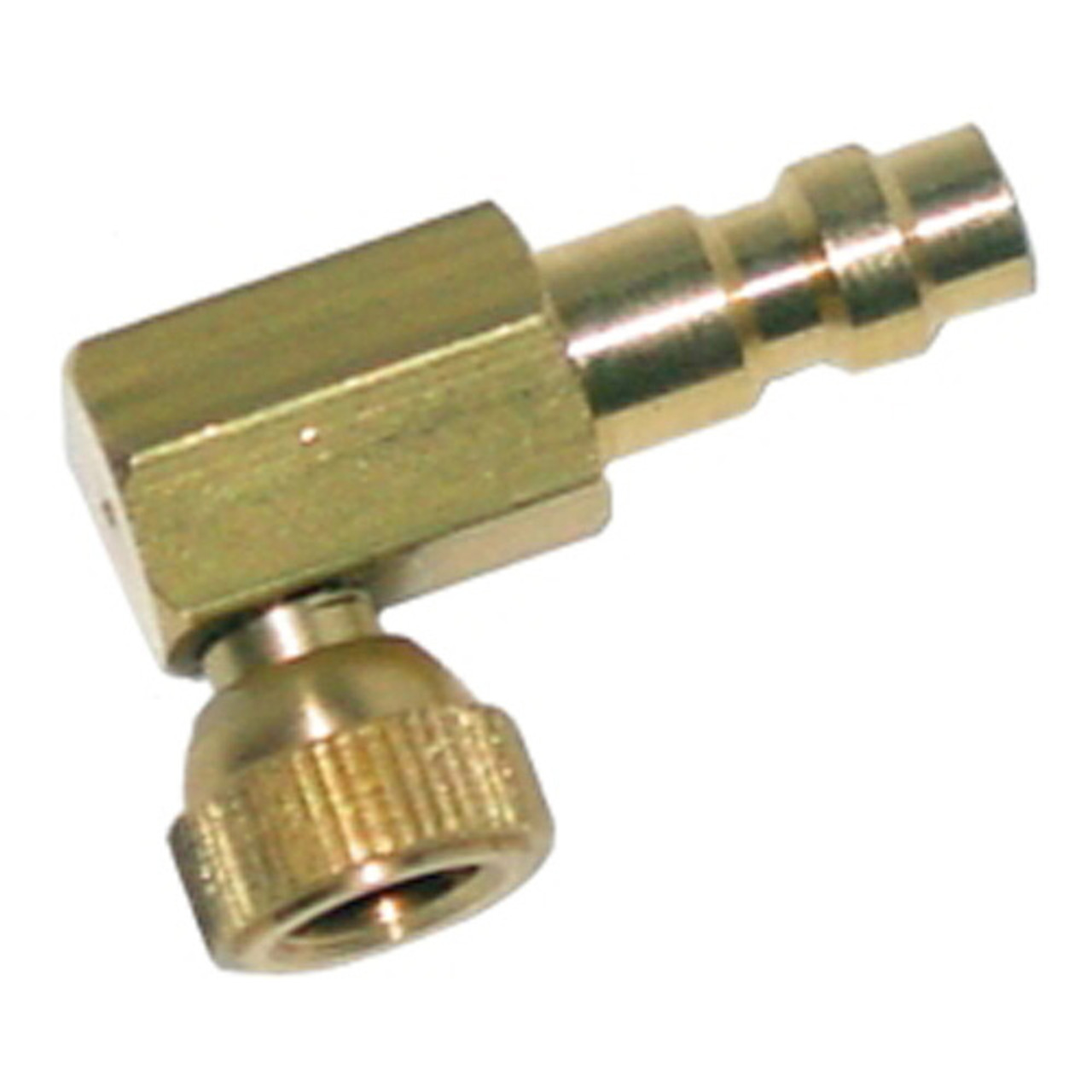 Standard Schrader Hose Assembly with Quick Coupler Plug Lang 71318