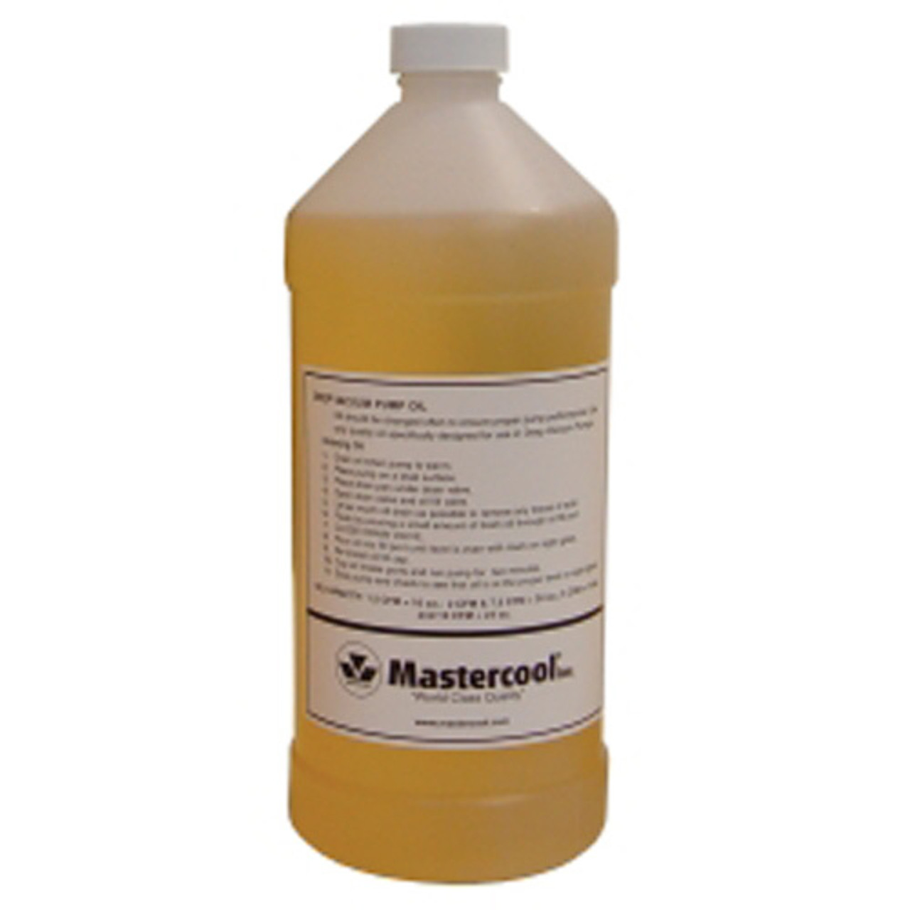 Mastercool 90032-6 32 oz  Bottle Vacuum Pump Oil