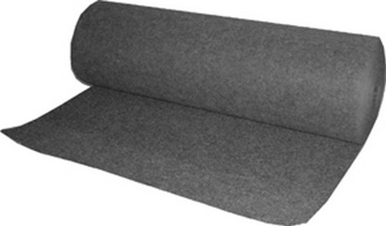 NIPPON CPT150 CARPET MEDLEY GREY TRUNKLINER 4/'x150/' ROLL