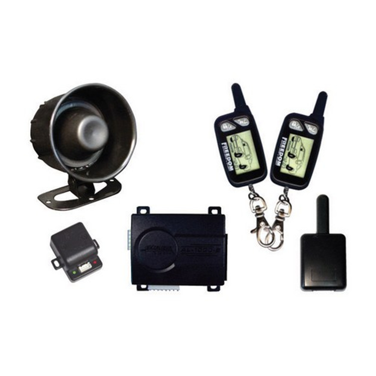 Excalibur ECHO3 Two Way Remote Upgrade Multi Car Operation