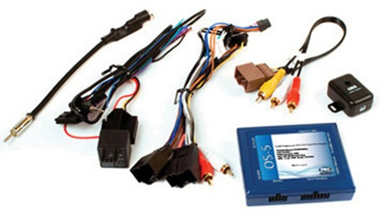 Pac Os1 Radio Interface With Onstar Os-1