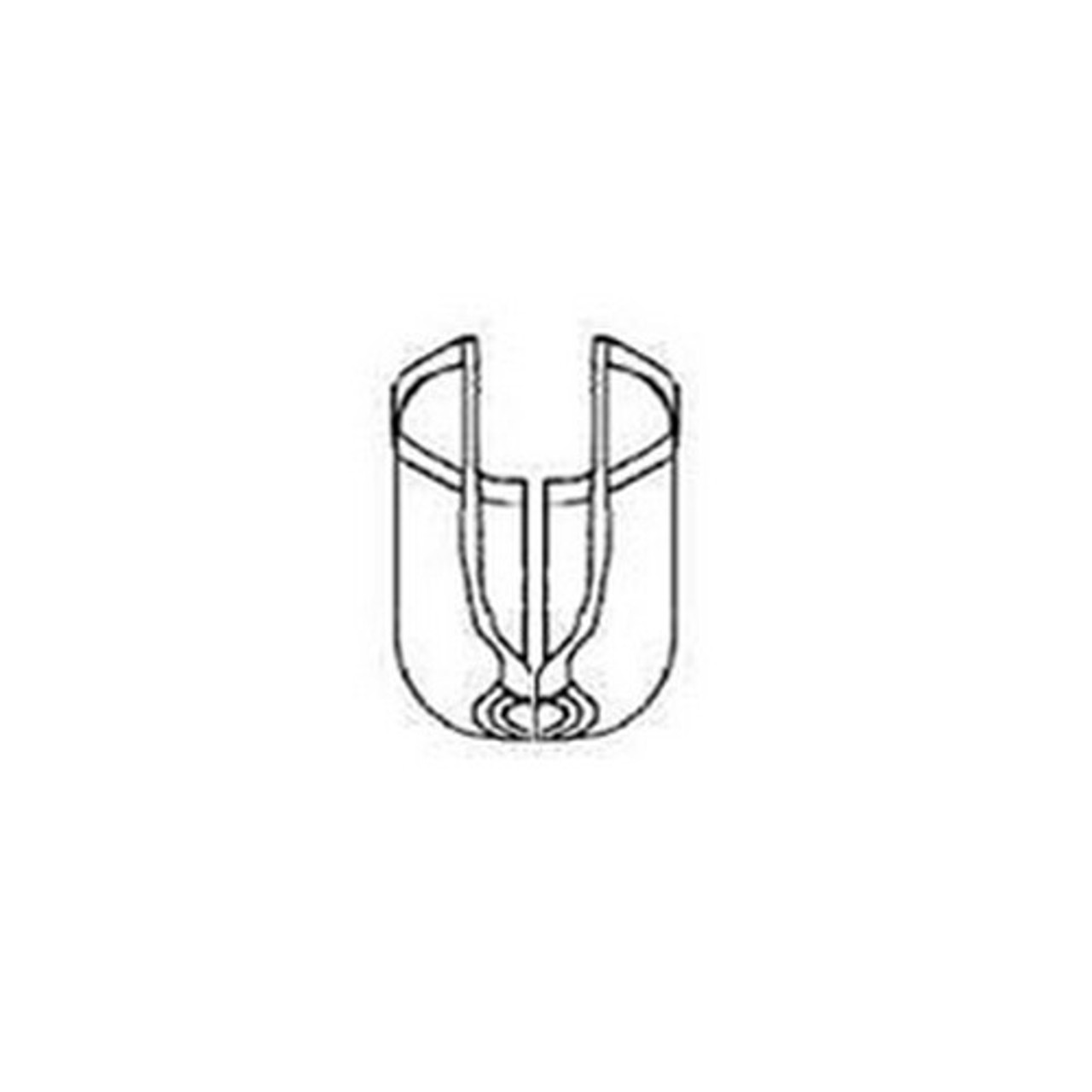 Devilbiss DEV-HAF8 Plastic Bowl