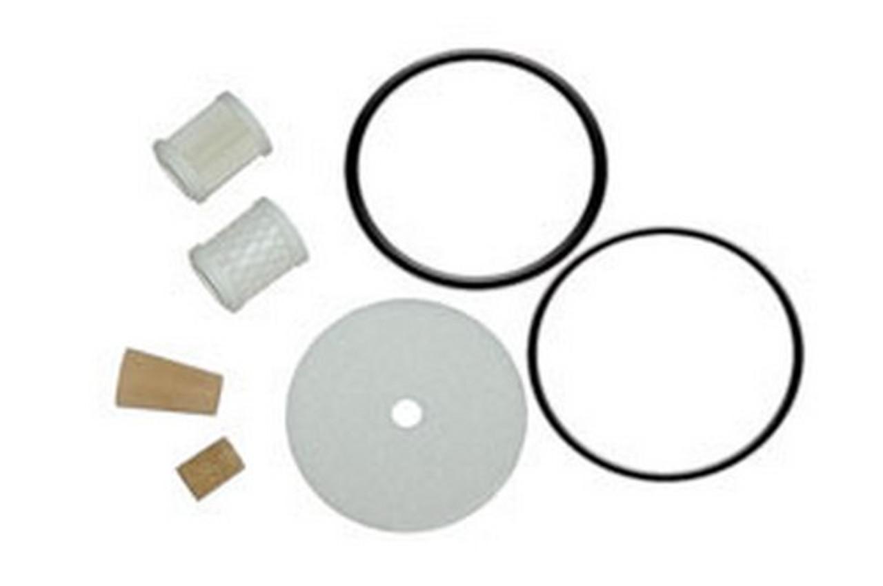30-SCFM in-Line Desiccant Dryer 7762 2 Quart Capacity ATD Tools