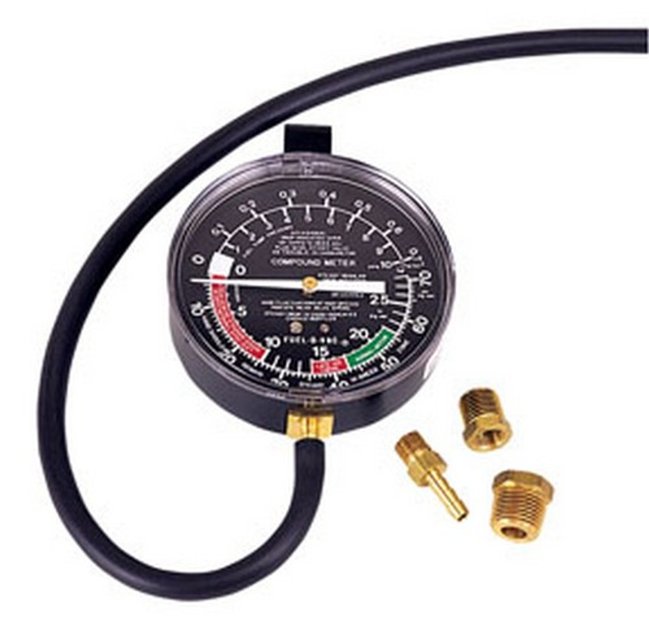 Lisle 20300 Vacuum Gauge and Fuel Pump Tester