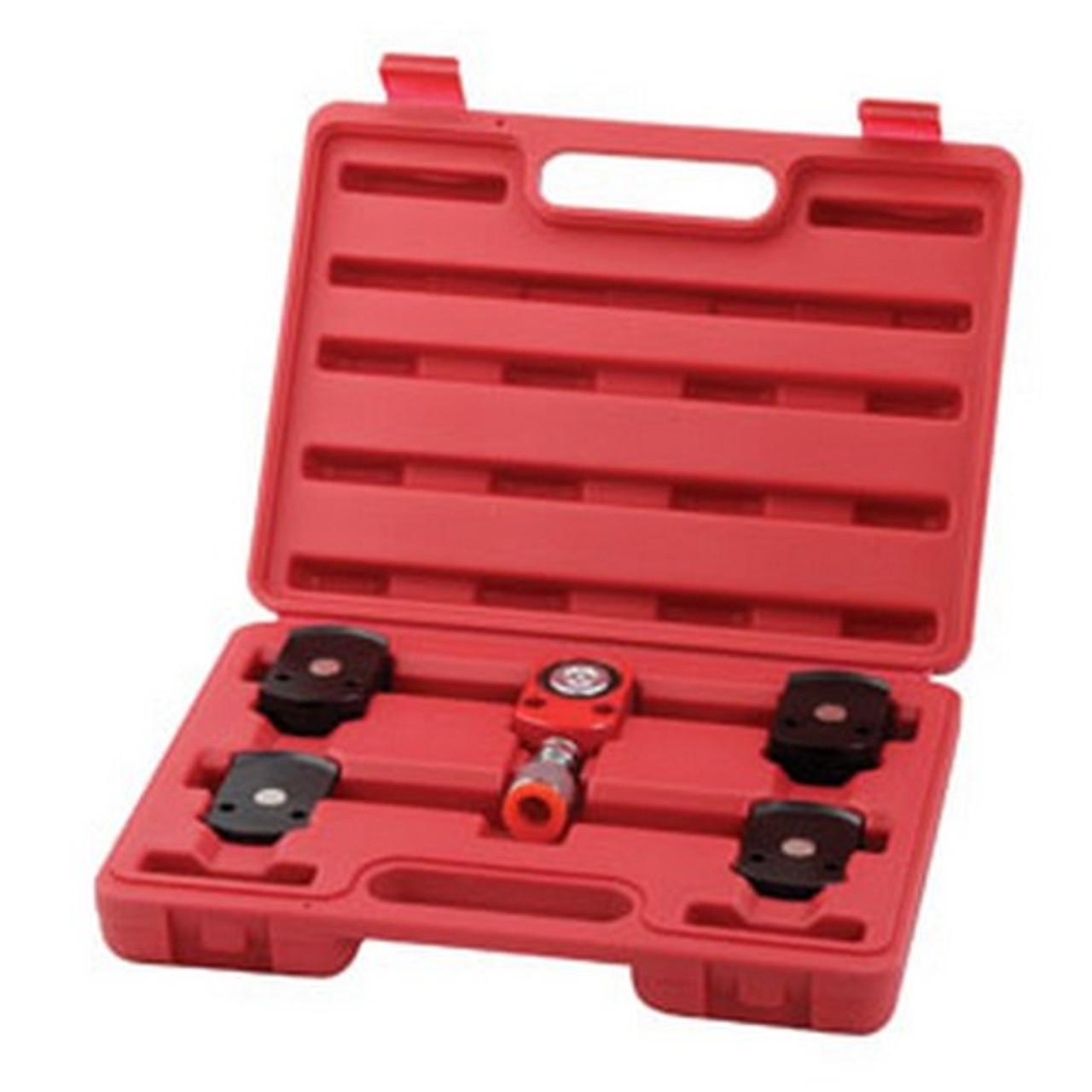 10pc ATD Tools 576 Star T-Handle Set