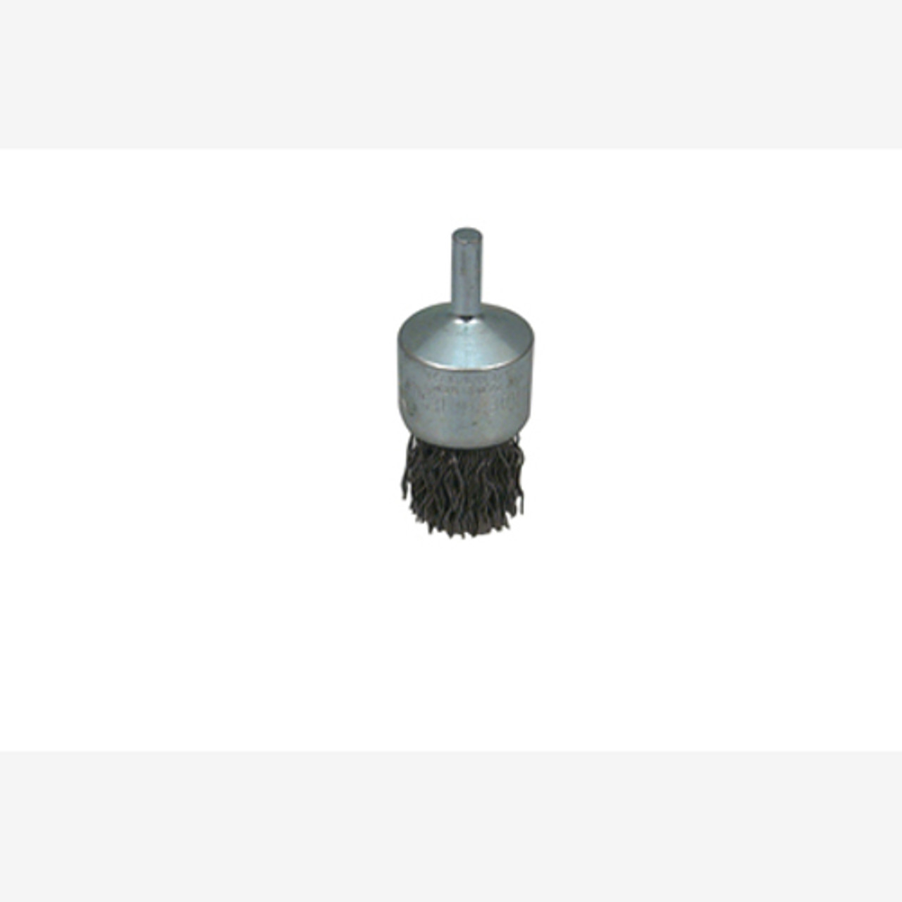 "Lisle 1/"" Crimped Wire End Brush 14060"