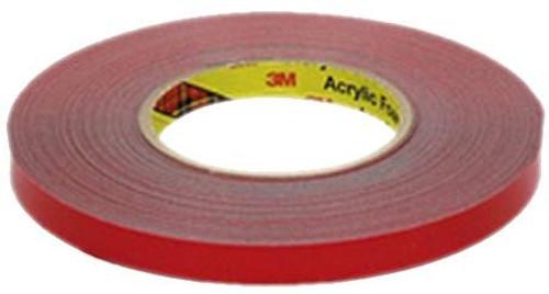3m 06652 18 mm x 55 m automotive refinish masking tape pack of 48