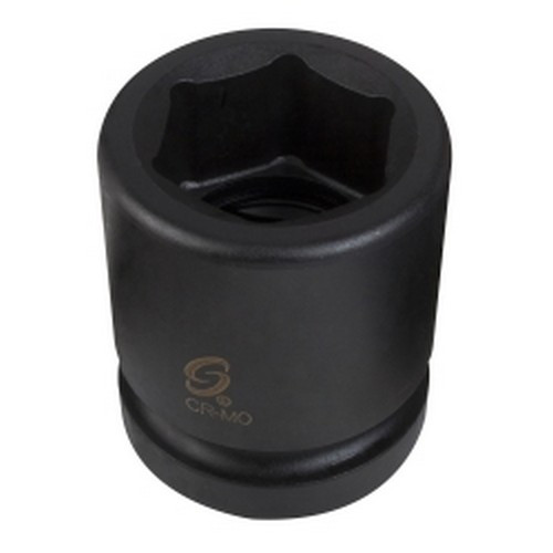 Sunex 534D 1 Drive Deep 6 Point Impact Socket 1-1//16 Sunex International