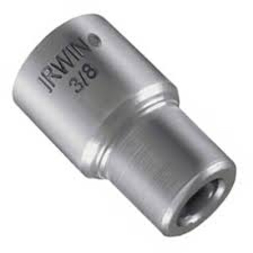 """1//4/"""" x 2/"""" Irwin Tools 3567611C Ball Carded Square Adaptor for Fastener Drive"""