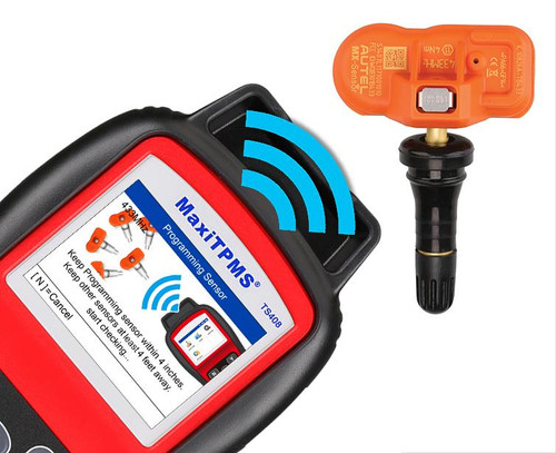 Autel TS408 MaxiTPMS Diagnostic and Service Automotive Tool - USA Version