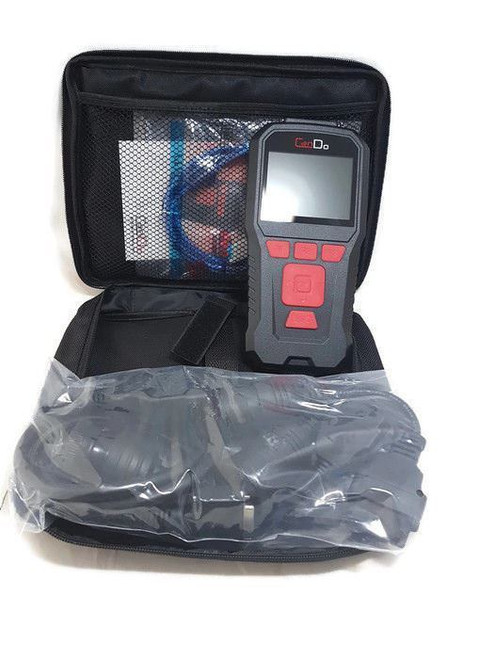 Cando 775303 Heavy Duty Code reader with Caterpillar and DPF