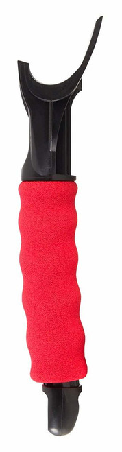 """Hopkins 13014 SubZero 10/"""" Ice Chisel Scraper with Foam Grip Colors may vary"""