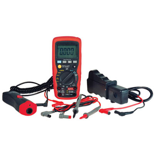 Electronic Specialties 385A Engine Analog//Multimeter w//Holster