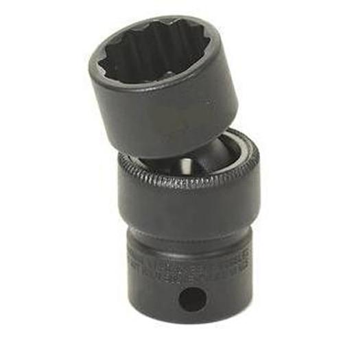 "Grey Pneumatic 1013UM 3//8/"" Drive x 13mm Standard Universal Socket"