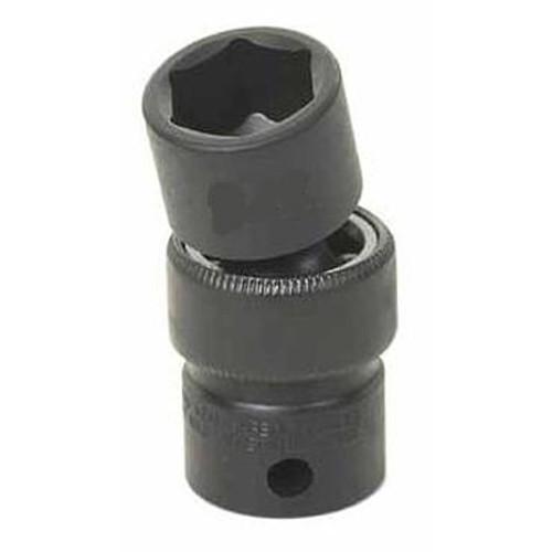 "Grey Pneumatic 1017M 3//8/"" Drive Standard Metric Impact Socket 17mm"