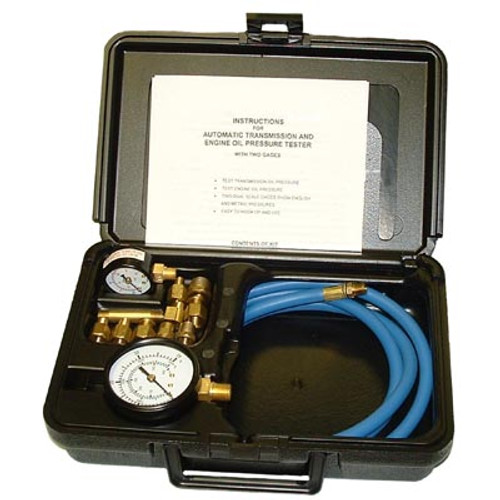 Exhaust Back Pressure Tester SGT33600 Brand New!