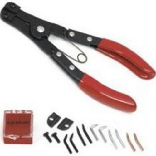 """GEARWRENCH 4 Piece 7/"""" Snap Ring Plier Set KD82150"""