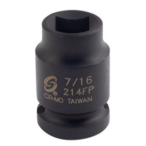 """Grey Pneumatic Corp 2014PP 1//2/"""" Drive X 7//16/"""" Square Male Pipe Plug Socket"""