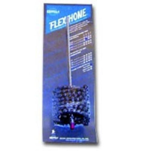 FLEX-HONE TOOL BC3418 Flexible Cyl Hone,Bore Dia.3//4in,180Grit