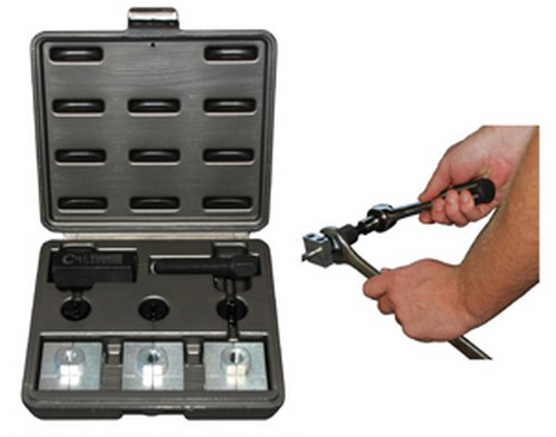 """Cal Van Tools 165 In-Line Flaring Tool For 3//16/"""" To 3//8/"""" 4.75MM To 8MM"""