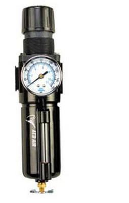 Regulator ATD Tools 7869 Poly Filter Lubricator and Gauge Modular Unit with Manual Drain