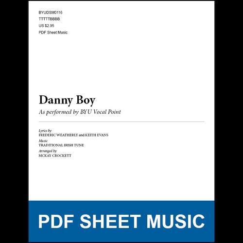 Danny Boy Pdf Sheet Music