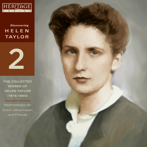 Discovering Helen Taylor 2 CD - Grant Johannesen and Friends