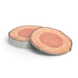 Water Logged Wood Coasters