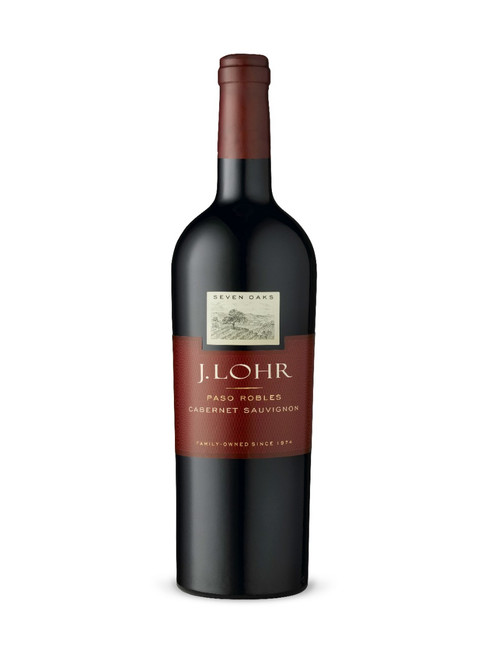 J. Lohr Seven Oaks Cab Save Wine Gift