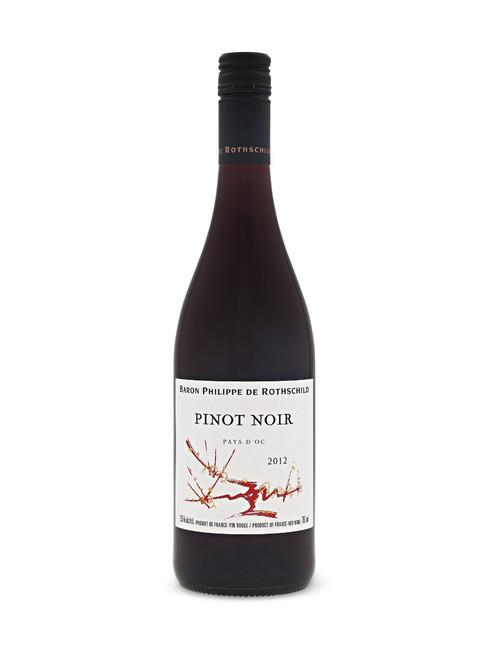 Philippe de Rothschild Pinot Noir Pays d'Oc