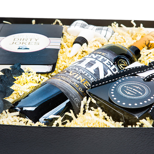 Wine Gift Box for Men
