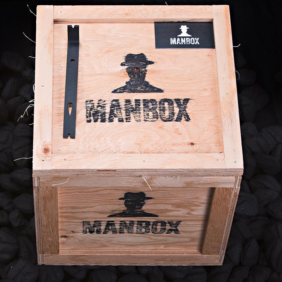 Manbox Crates