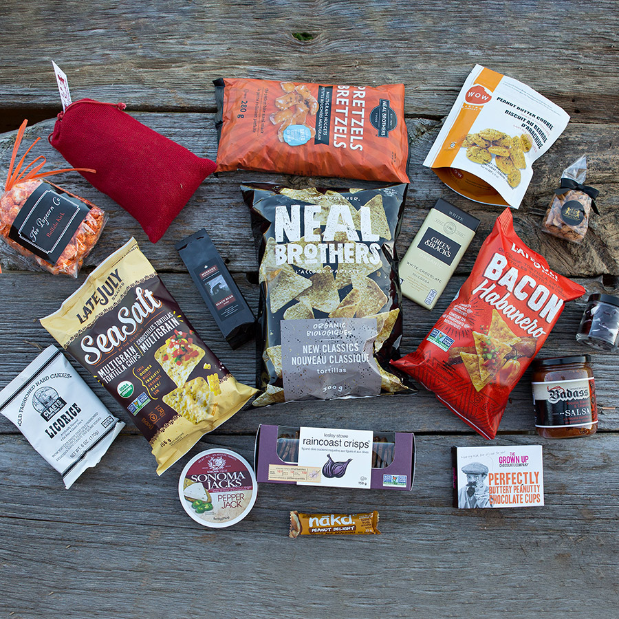 Snacking Gift Baskets Delivery