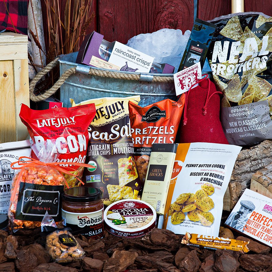 Snacking Gift Baskets