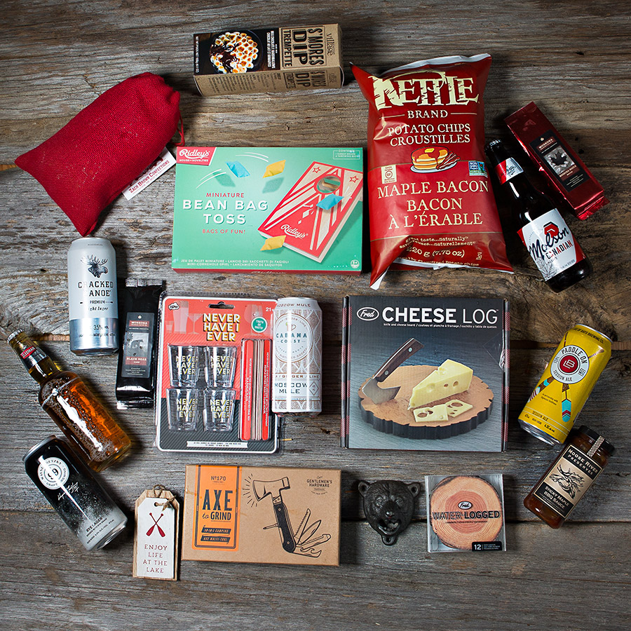 Cottage Housewarming Gift Basket
