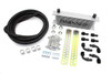 Darkside Universal Front Mounted Engine Oil Cooler Kit for 2.0 TDI Oval Port Common Rail Engines (2011-)