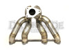 Tubular Manifold for 1.9 & 2.0 8v Passat B5 / Audi A4 with GTB Turbocharger